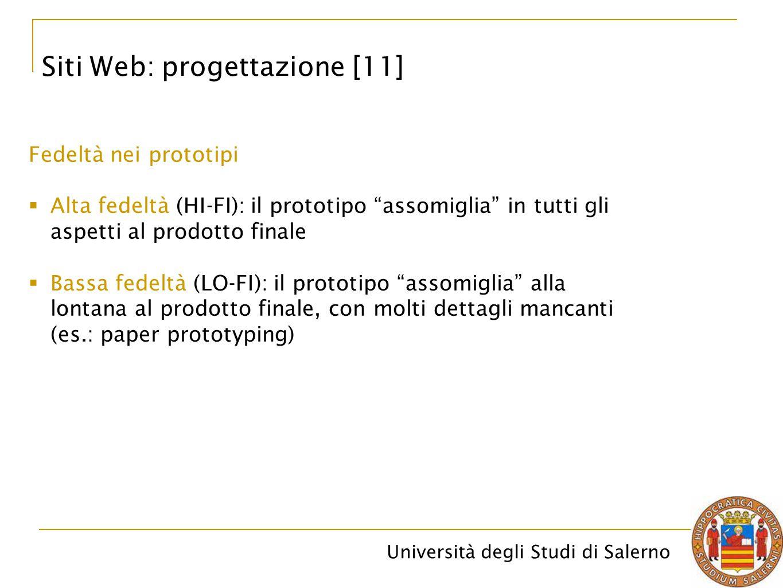Siti Web: progettazione [11]